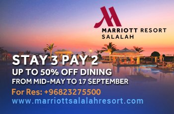 Marriott Resort Salalah